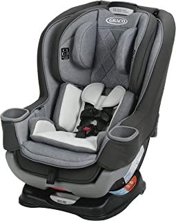 Graco Extend2Fit Platinum Convertible Car Seat, Hayden