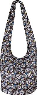Skull Multi Crossbody Bags Shoulder Bags Hobo Bags Hippie Sling Messenger Bags Purse