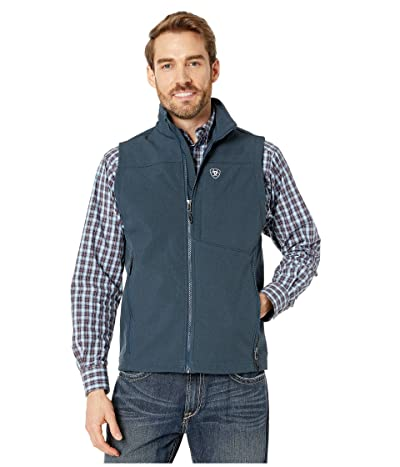 Ariat Logo 2.0 Softshell Vest (Indigo Americana) Men
