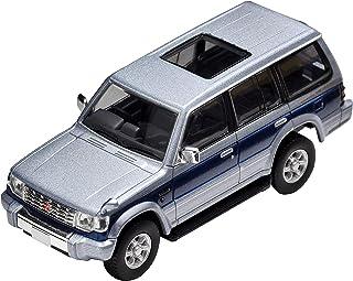 トミカリミテッドヴィンテージ ネオ 1/64 LV-N189b 三菱 パジェロ ミッドルーフワイド スーパーエクシードZ 銀/青 完成品