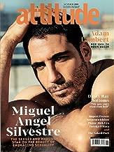 Attitude Magazine, Summer 2018   Miguel Ángel Silvestre, Sense8