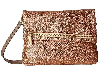 Hammitt VIP Medium (Sockeye/Quicksand) Cross Body Handbags
