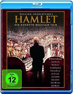 Hamlet Region Free English audio