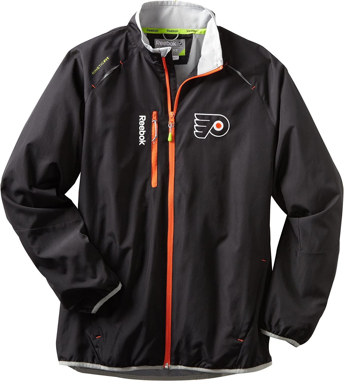 NHL Philadelphia Flyers Fashionable 5 ☆ popular Center Rink Jacket Ice Kinetic
