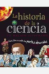 La historia de la ciencia: Un relato ilustrado (El libro Océano de…) (Spanish Edition) Kindle Edition