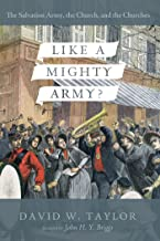 Like a Mighty Army?: The Salvation Army, the Church, and the Churches