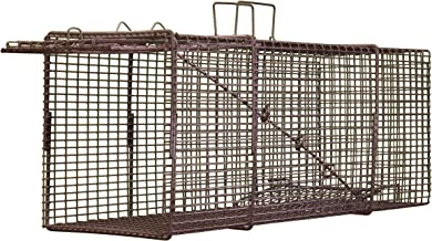 Northern Industries Professional Live Trap - Single Trap Door - Raccoon Size (10x12x32) T101232P