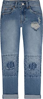 Levi's Girls' Girlfriend Fit Jeans