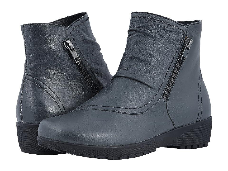 Walking Cradles Zeplin (Grey Leather) Women
