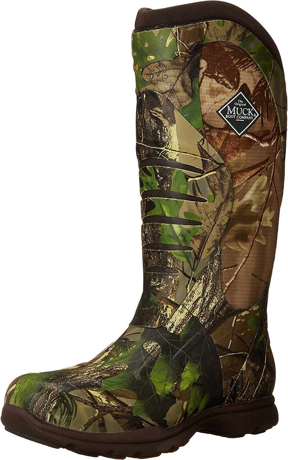 MuckBoots Men's Pursuit Stealth Cool High Performance Hunting Boot