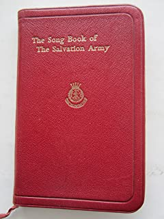 Song Book of the Salvation Army