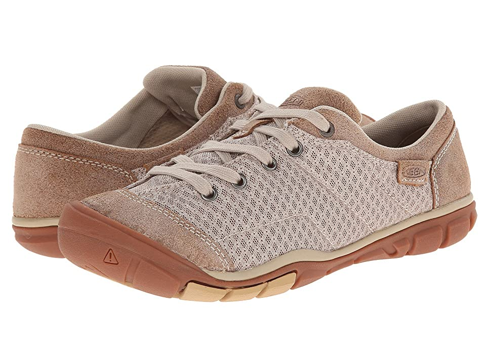 Keen Mercer Lace II CNX (Latte) Women