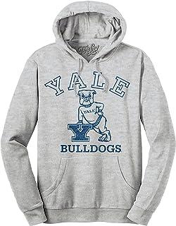 Tee Luv Yale Hoodie - Licensed Yale Bulldog Pullover Hoodie