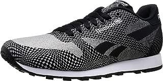 Reebok Men's CL Runner Jacquard Classic Sneaker