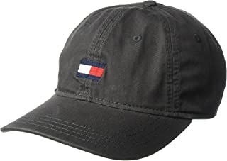 Tommy Hilfiger Mens Ardin Dad Hat Baseball Cap