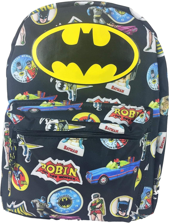 Batman Comic 16 16 16 Rucksack B073NPKCRN | Einfach zu spielen, freies Leben  63d352