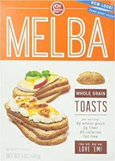 Old London Whole Grain Toast, 5 oz