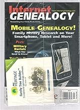 Internet Genealogy Magazine (Mobile Genealogy, August September 2011)