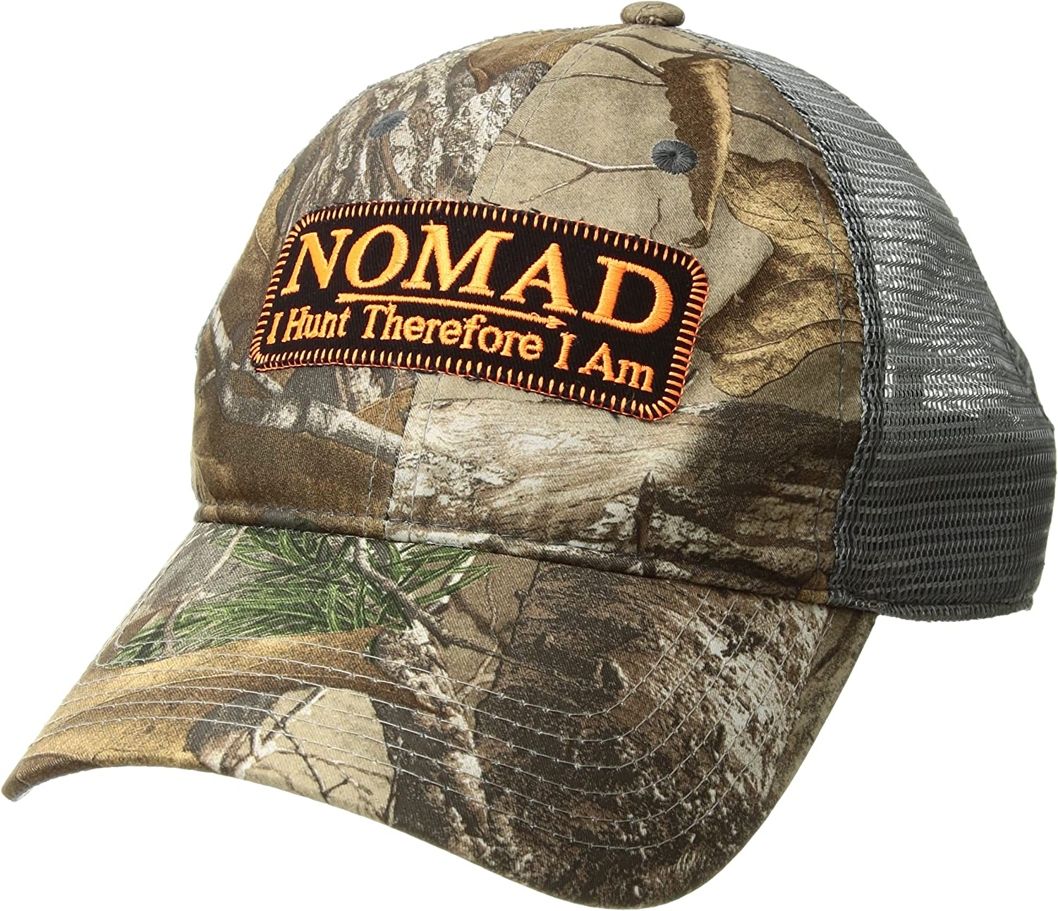 Nomad Patch Camo Trucker Hunting Cap N3000018