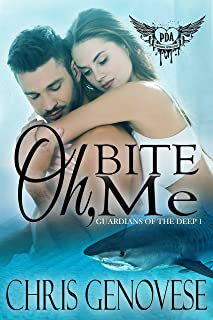 Oh, Bite Me: Paranormal Dating Agency (Guardians of the Deep)