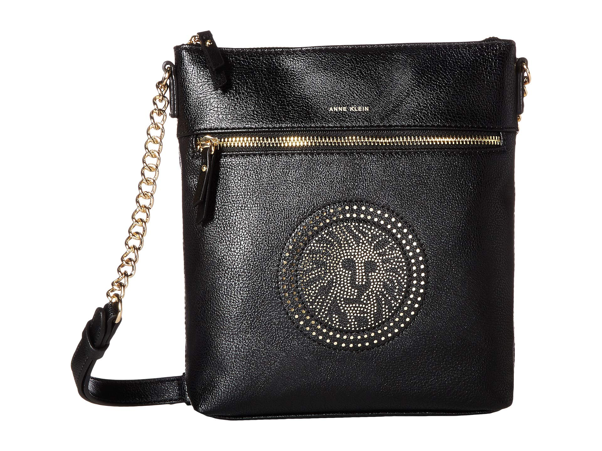 Crossbody Anne Klein Per North Black Lion platinum south wpUw1q