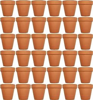 terracotta pot garden art