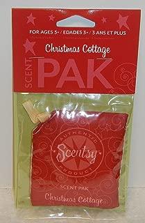 Scentsy Scent Pak Christmas Cottage