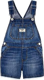 oshkosh overall shorts