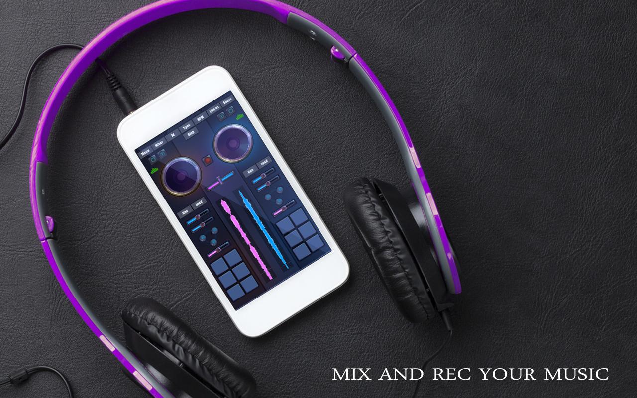 Mix Dj - free music mixer pads