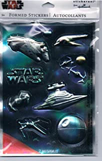 Star Wars 3D Stickers by Party Express