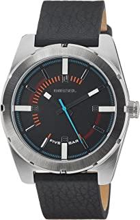 Diesel End-of-Season Chronograph Black Dial Men's Watch - DZ1597