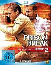 Prison Break - Season 2 [Alemania] [Blu-ray]