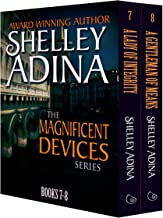 Magnificent Devices Books 7-8: Two steampunk adventure novels in one set (Magnificent Devices Boxset Book 3)