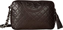 Fleming Distressed Leather Camera Bag