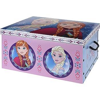 Caja aLmacenaje infantil de carton modelo frozen: Amazon.es: Iluminación