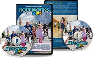 Ropework for Kids 2.0 - Jump Rope Instructional DVD By Rene Bibaud.