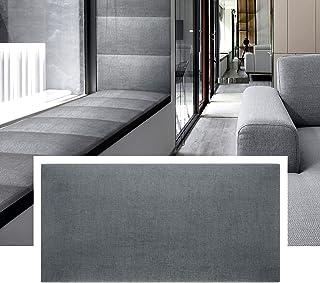 Isolbau Panel decorativo para pared, cojín de pared, cabecero de cama, textil 3D, acolchado decorativo moderno, cabeceros tapizados, dormitorio, cama, cabecero para cama rectangular, 60 x 30 K11