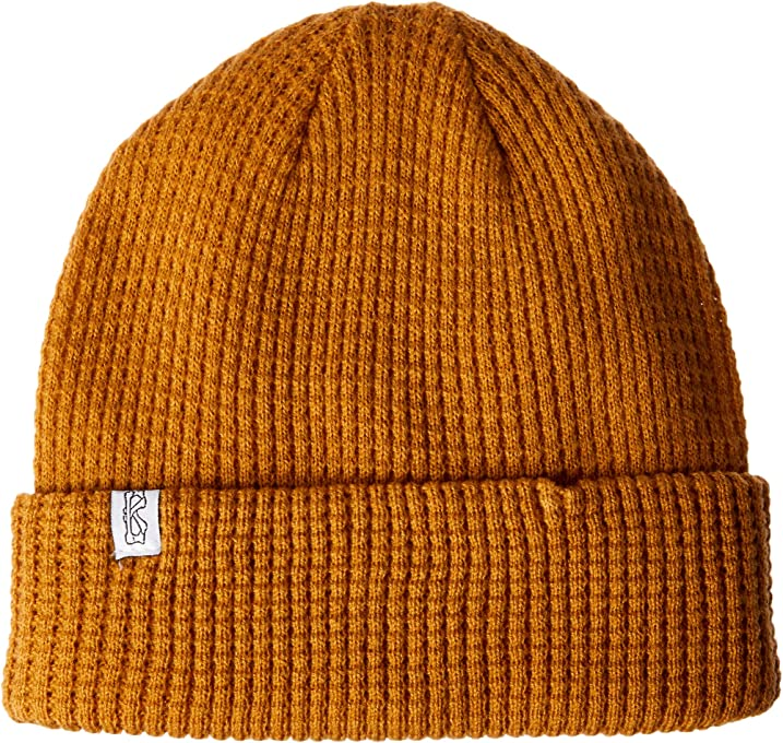 Billy Bones Club Kernal Mustard Beanie, Mustard, One Size Fits All