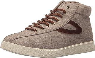 حذاء رياضي نايلون Hi4 للرجال من Tretorn، بني، 8. 5 M US