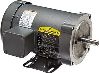 Baldor CM3538 General Purpose AC Motor, 3 Phase, 56C Frame, TEFC Enclosure, 1/2Hp Output, 1725rpm, 60Hz, 230/460V Voltage