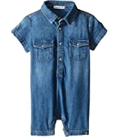 Dolce & Gabbana Kids - Denim Overalls (Infant)