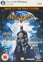 Best arkham asylum game of the year pc Reviews