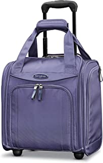 Samsonite Upright Wheeled Carry-On Underseater Luggage, Purple Cloud, Small