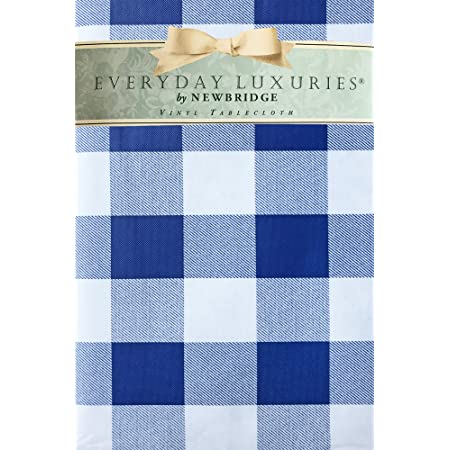 WhitePinkPolyesterGinghamCheckered Rectangular Tablecloth 58 x 144Decorations Outdoor Tablecloths
