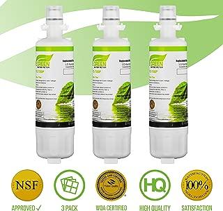 LG & KENMORE | LG LT700P Replacement Refrigerator Water Filters | 3 Pack | ADQ36006101, ADQ36006102, Kenmore 46960, 469918