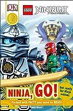 DK Readers L2: LEGO® NINJAGO: Ninja, Go!: Get Ready for Ninja Action! (DK Readers Level 2)