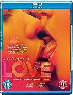 Love 2D & 3D [Blu-ray] [Reino Unido]