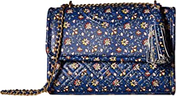 Fleming Printed Small Convertible Shoulder Bag