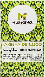 Farinha de Coco sem Glúten Saudável Monama 200g