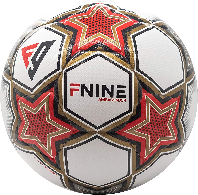 FNINE 5% OFF Soccer Portland Mall Ball - Ambassador